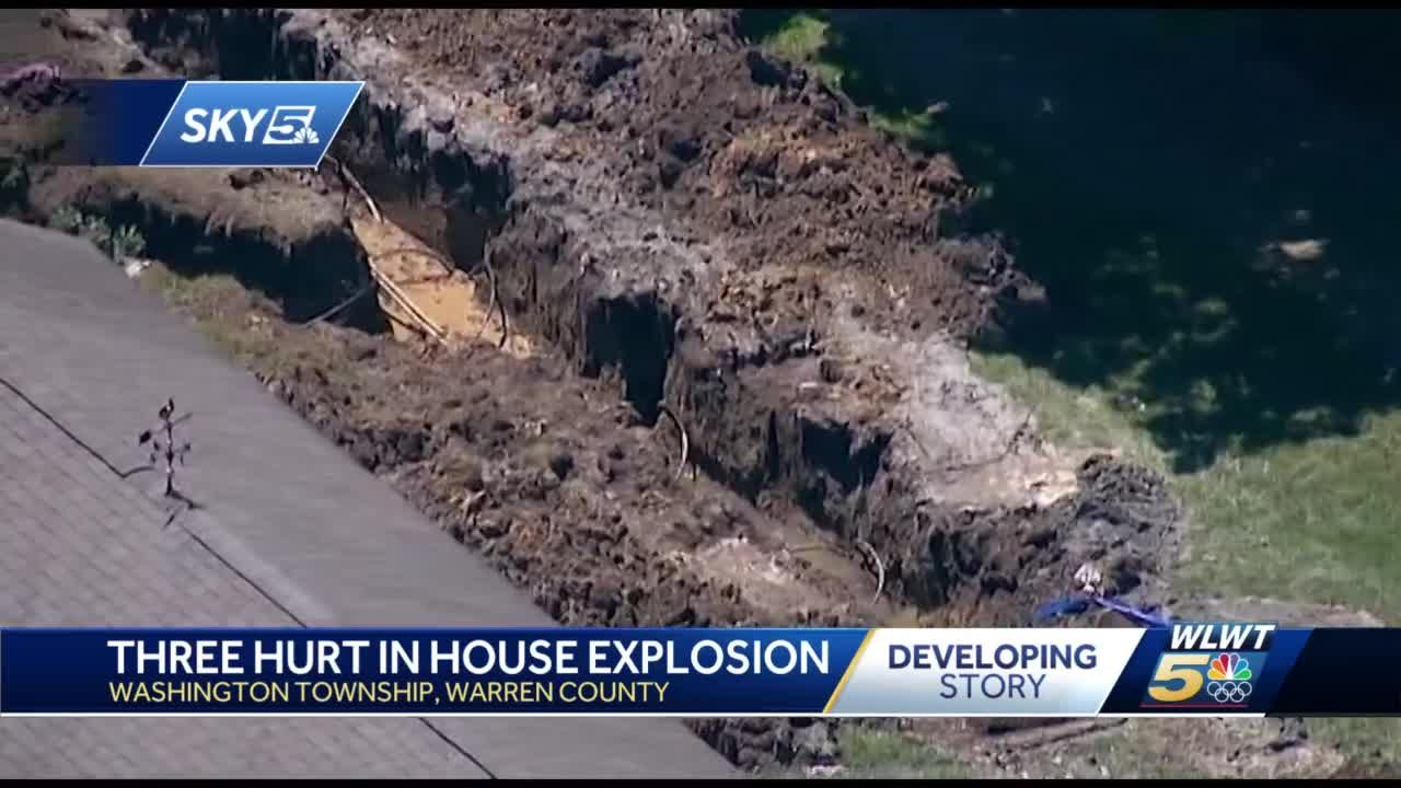 Warren County family praying for workers after explosion during home improvement project