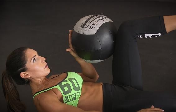 ​This 3-Move Workout Will Carve Your Core