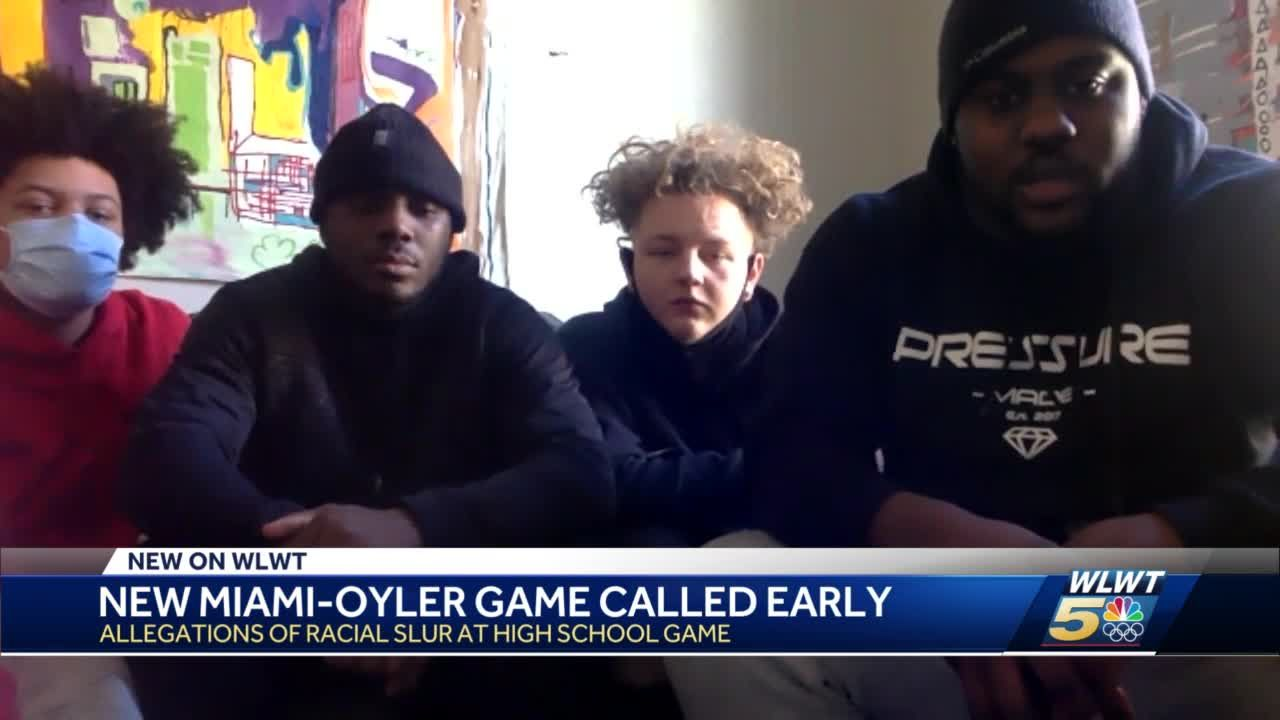 New Miami-Oyler basketball game ended early after allegations of racial slur