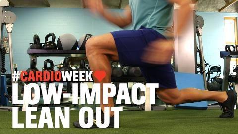 Cardio Week 2015! Low-Impact Leanout