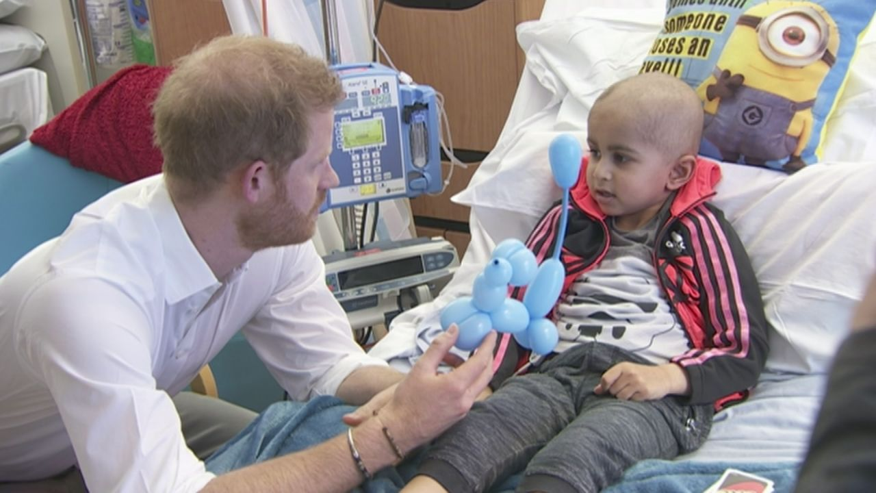 """Prince Harry Calls Archie """"My Little Boy"""" in Heart-Melting Video"""