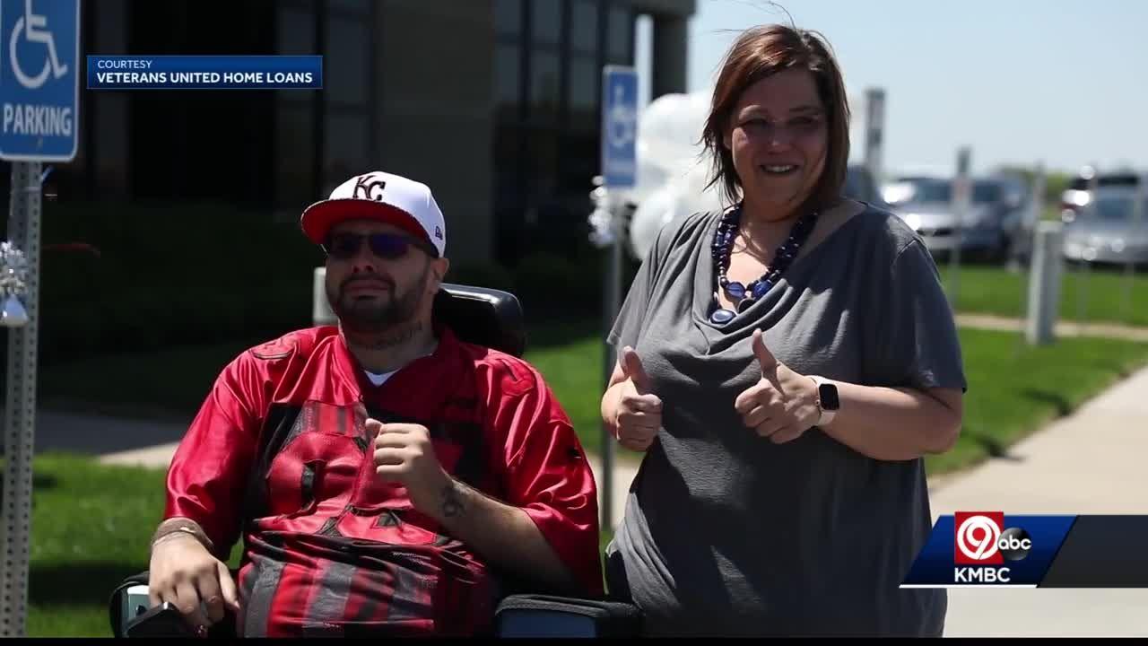 Kansas City, Kansas, couple who helps homeless receives life-changing surprise