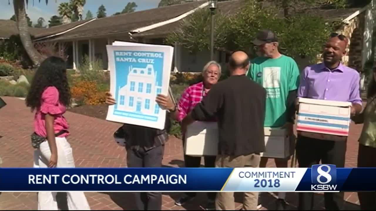 Rent control wars in Santa Cruz, Monterey