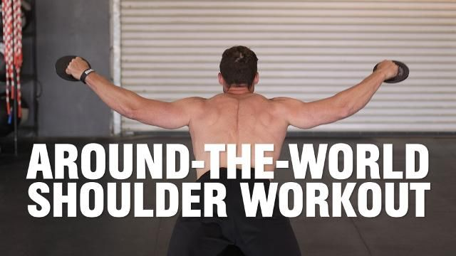 3 Unconventional Exercises That Will Make Your Shoulders Massive