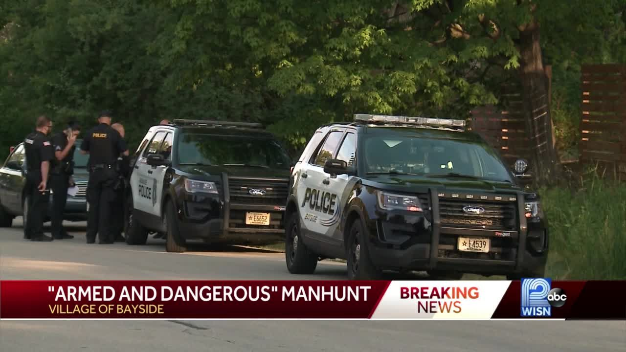 Police search for 2 men in Bayside