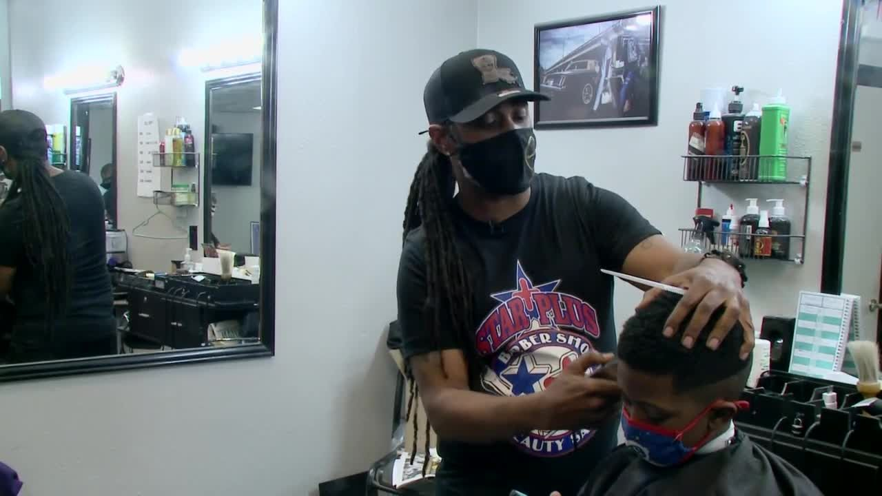Local barbers learn tactics to help prevent juvenile crime