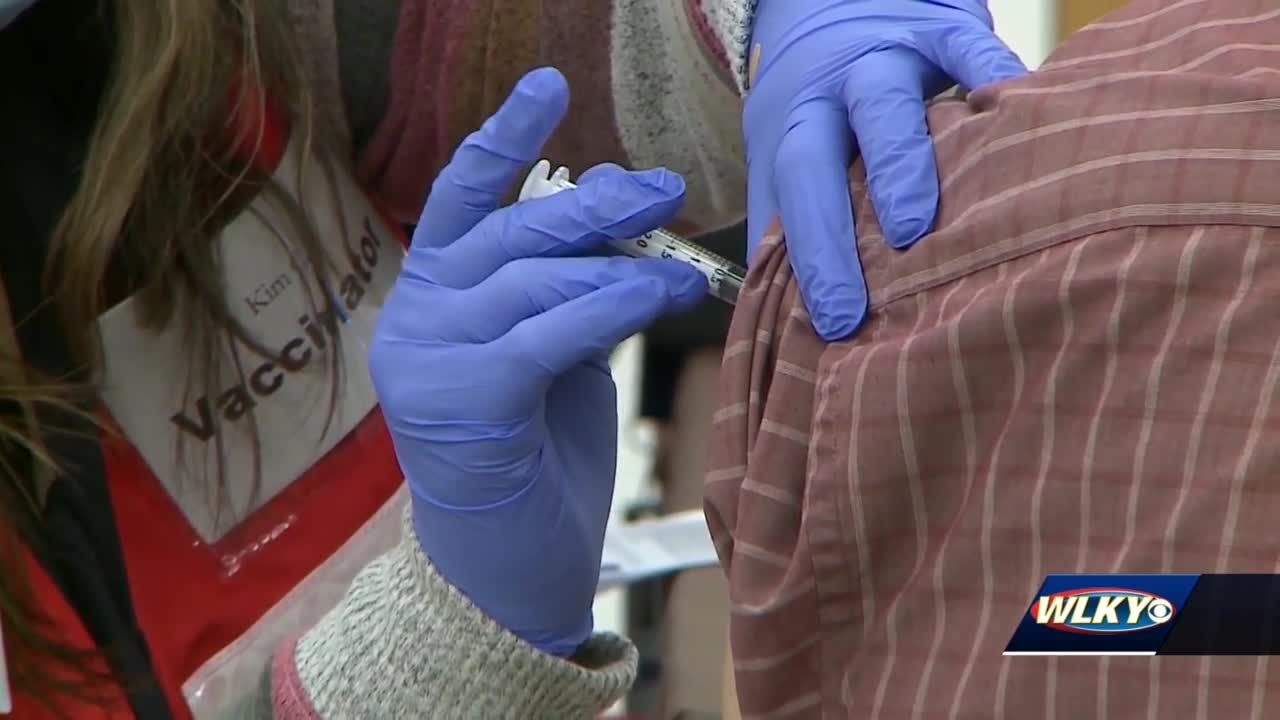 Louisville health officials seeing more COVID-19 vaccine hesitancy in younger age groups