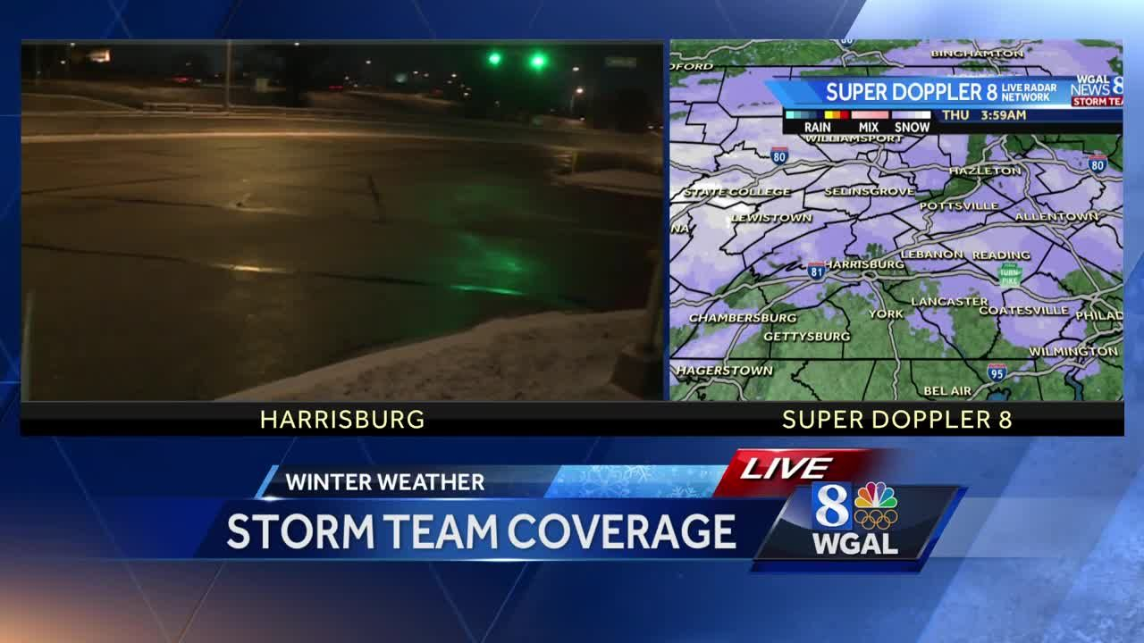 News 8 crews check road conditions