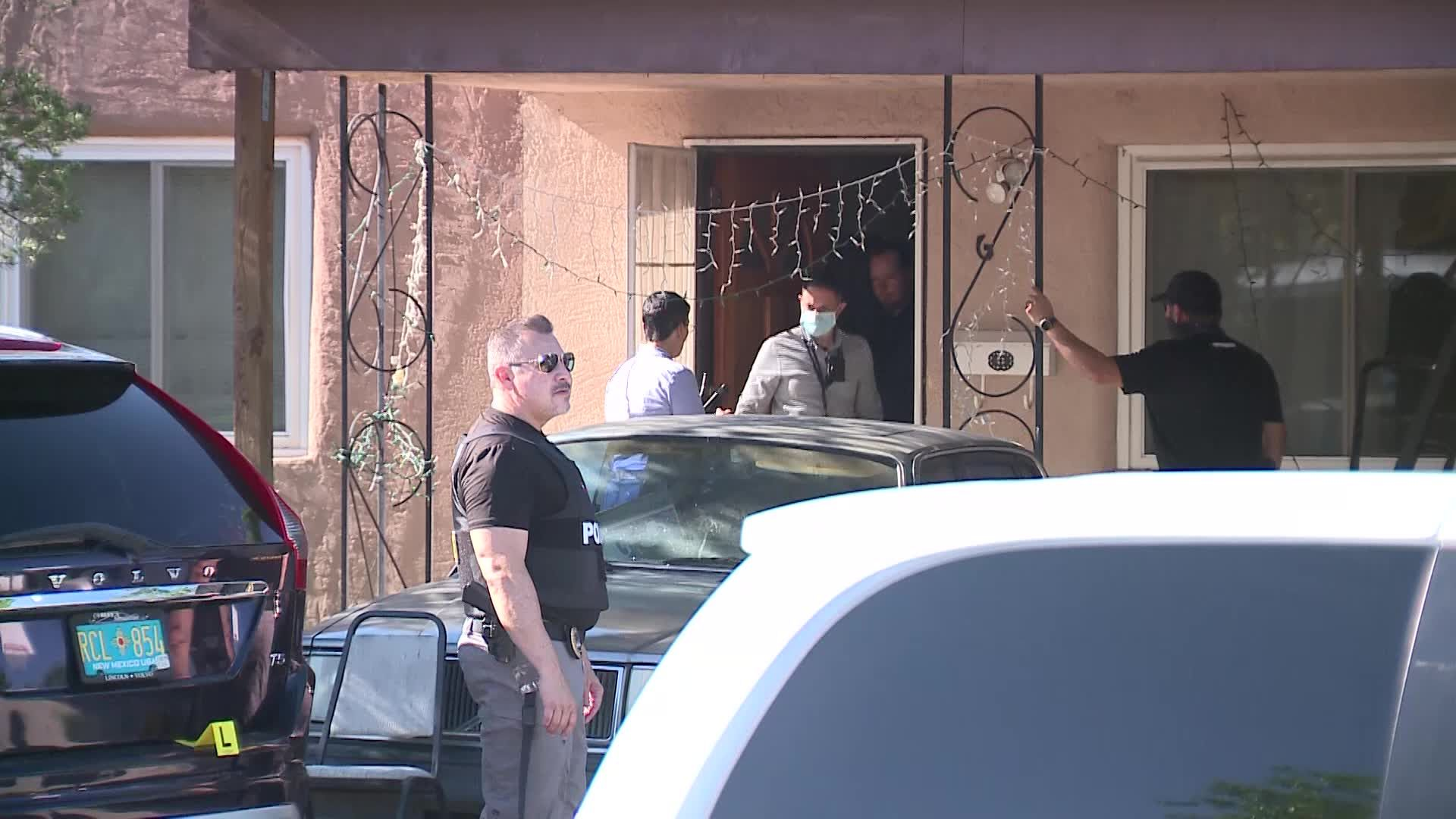 Search warrant at Rep. Stapleton's home