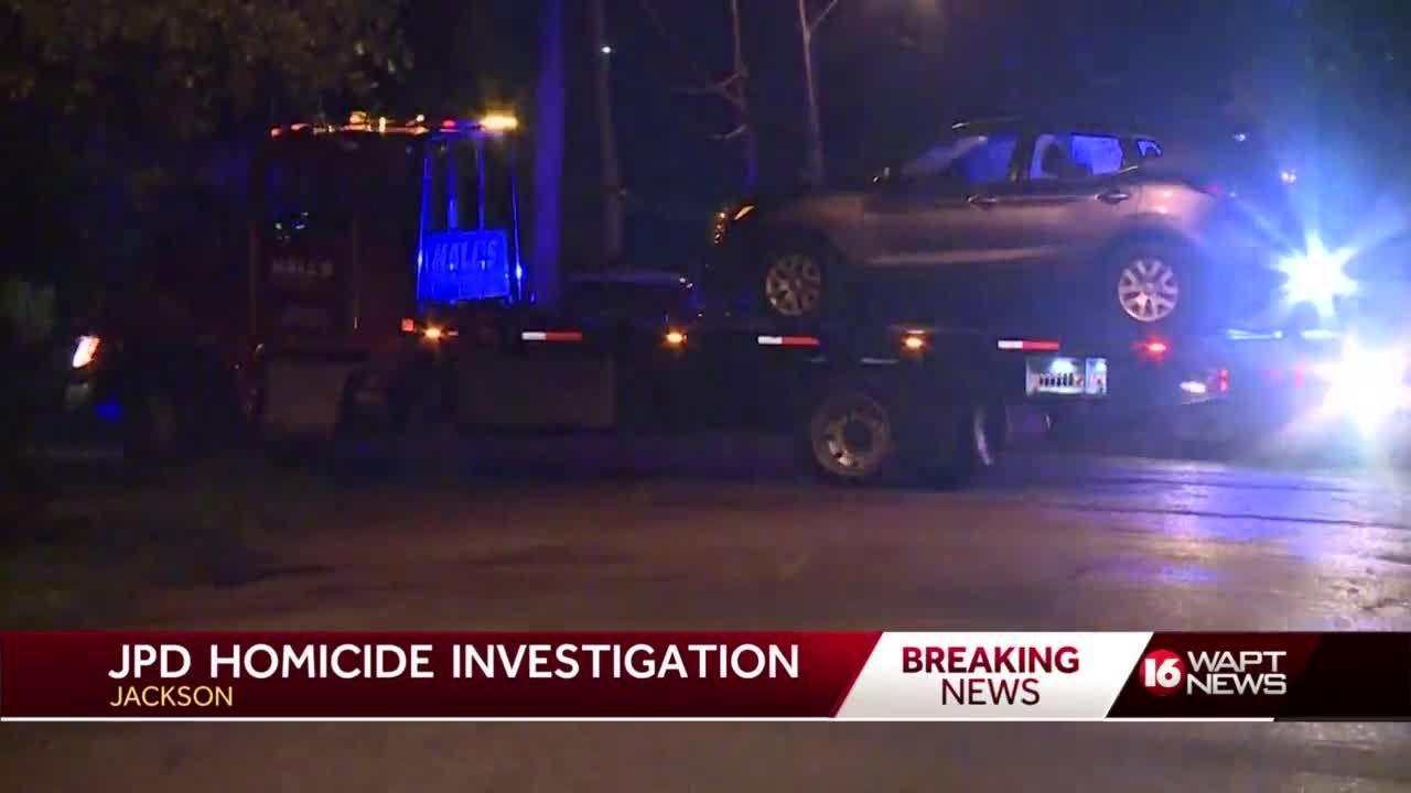 Man found shot to death in his front yard