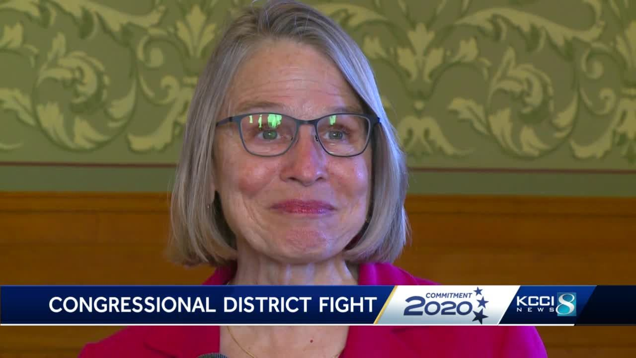Miller-Meeks responds to Hart challenging 2nd District results in US House