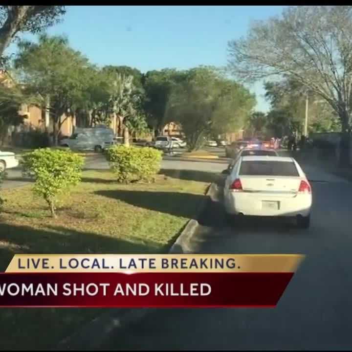 Woman shot to death in Belle Glade