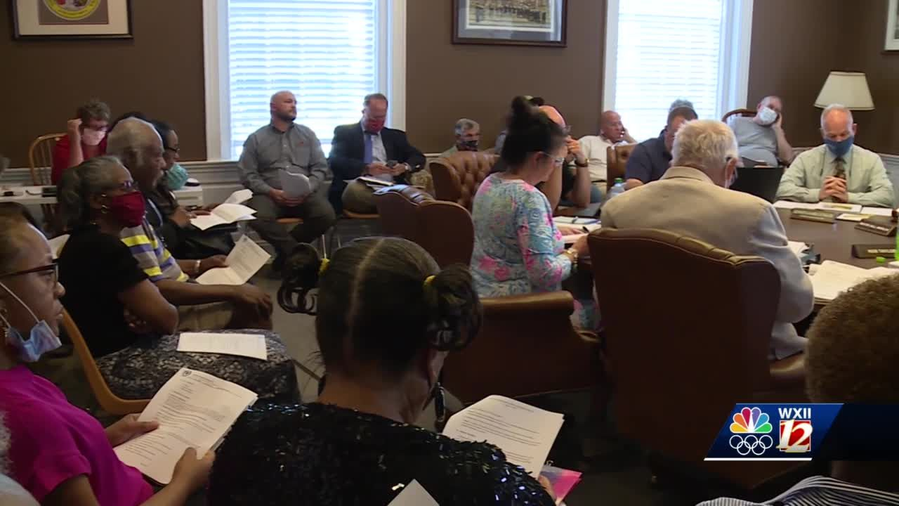 Mocksville town council defers decision on rezoning for Wayne Farms