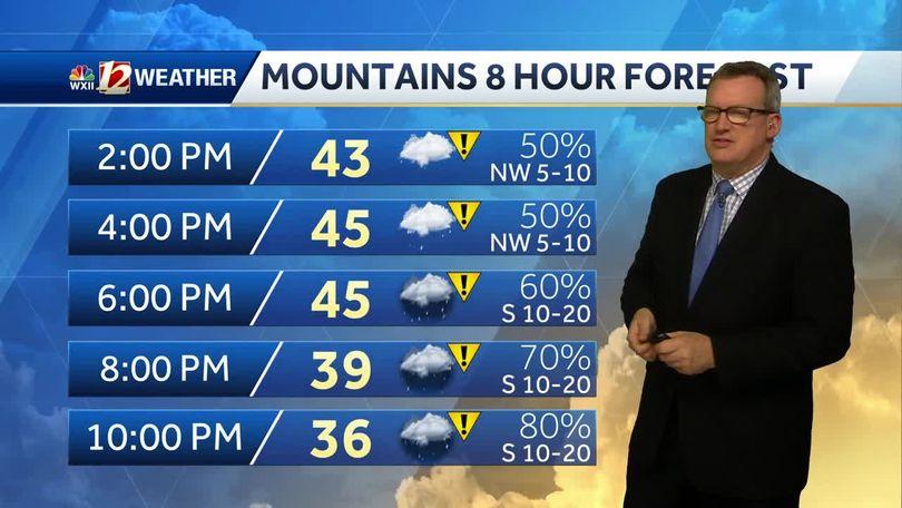 Freezing rain prompts school delays, travel concerns Wednesday