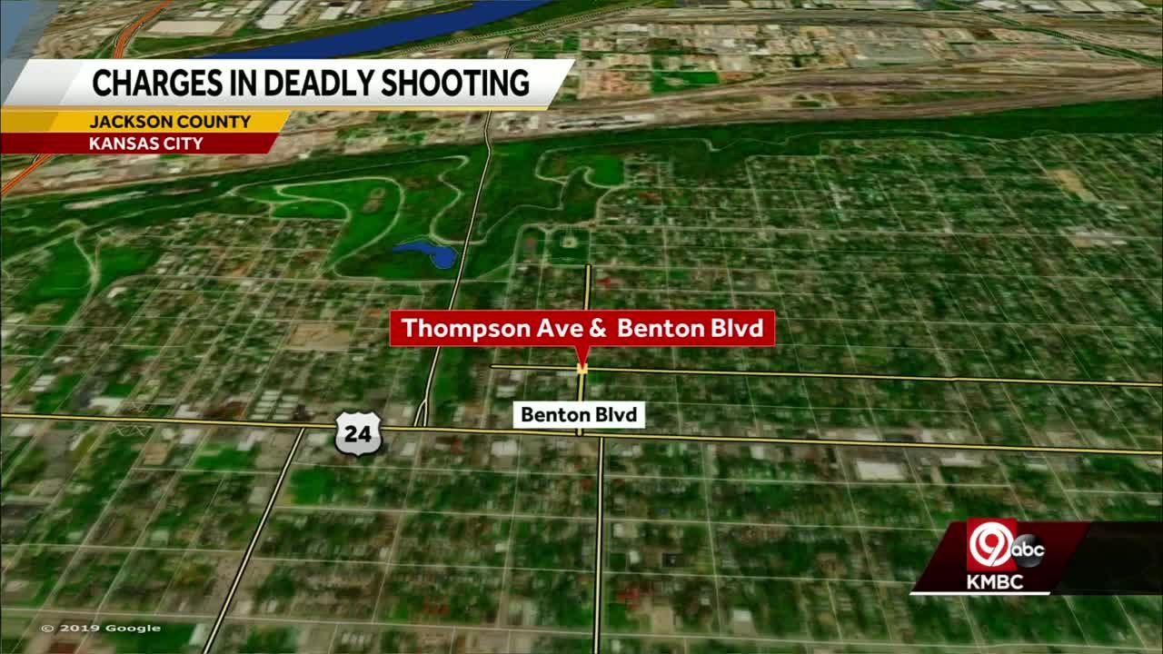 Woman charged in deadly shooting near Benton Boulevard