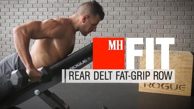 This Row Will Fix a Strength Imbalance That Almost All Guys Have