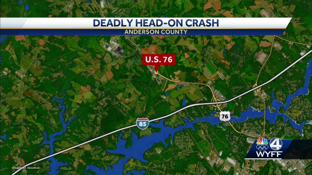 29-year-old man killed in wrong-way head-on crash in Upstate, coroner says