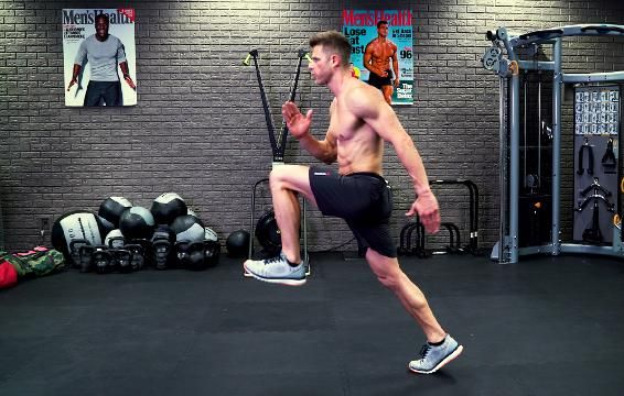 Melt Off Your Belly Fat With This Bodyweight Circuit