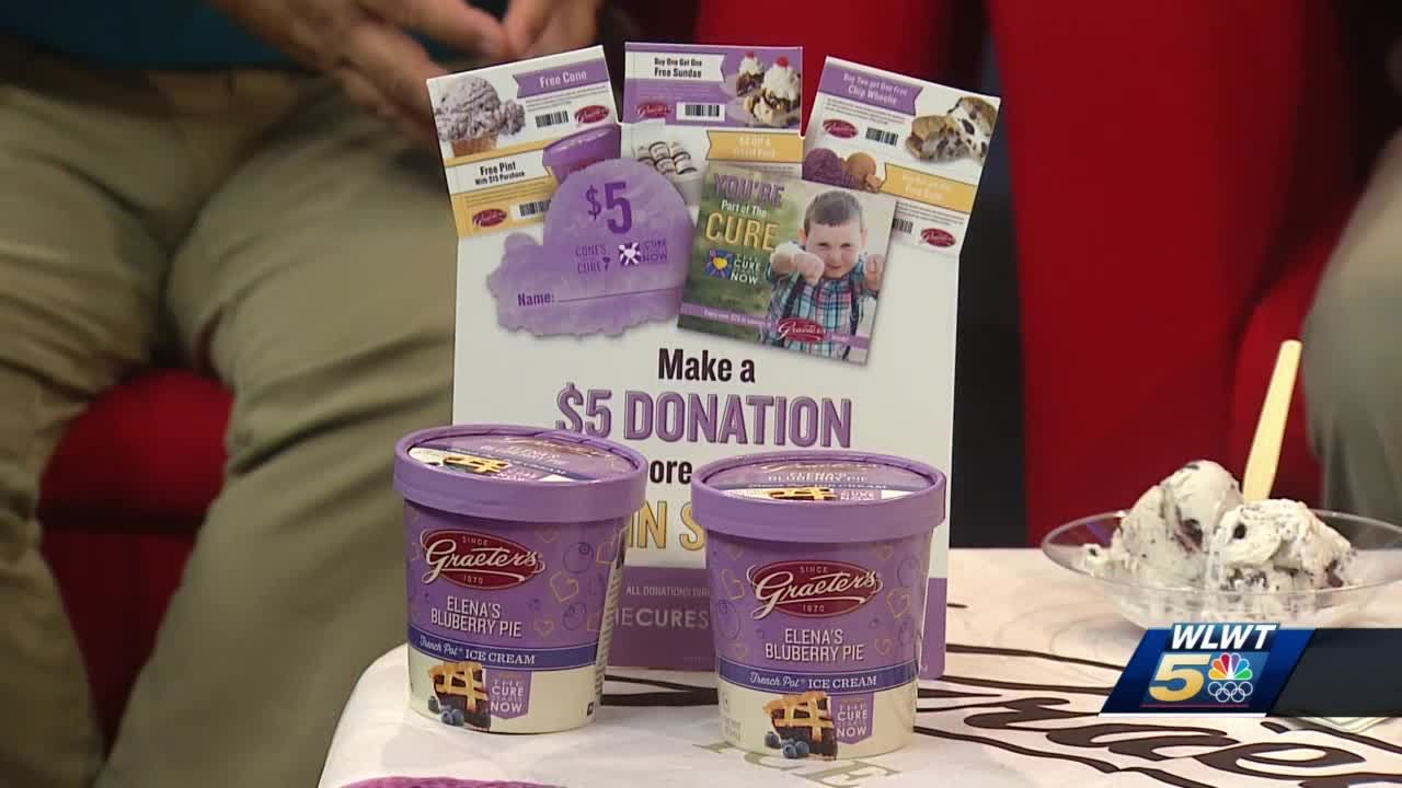 Cones for the Cure at Graeter's Ice Cream