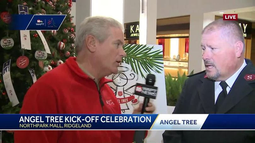 Salvation Army's Angel Tree program needs home
