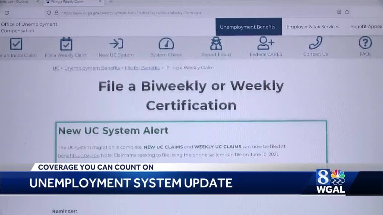 Pennsylvanians Voice Frustrations About New Unemployment System
