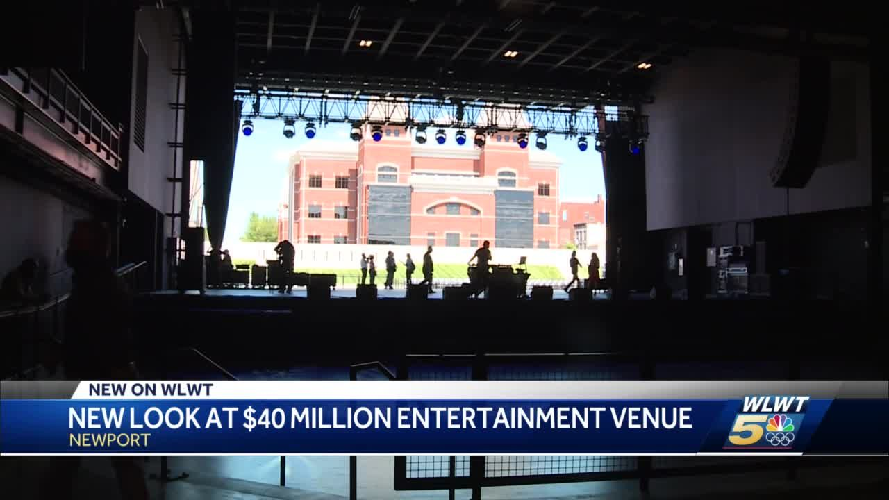 As CDC eases COVID-19 guidelines, a look at what to expect for multi million dollar Newport Event Center