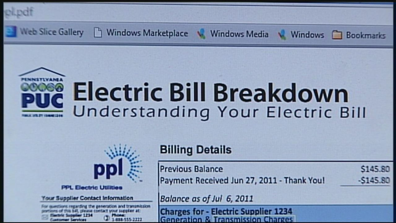 Trying To Understand Your Electric Bill Watch This