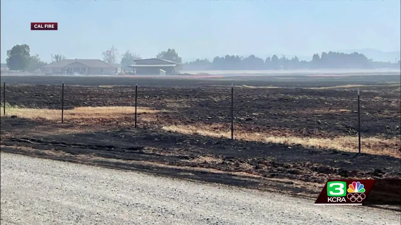 Evacuations orders lifted as crews battle 350-acre fire in Butte County
