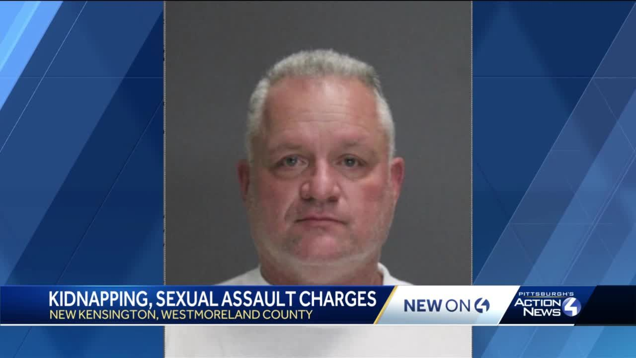 Police: Man took two young girls for ice cream in New Kensington, sexually assaulted one