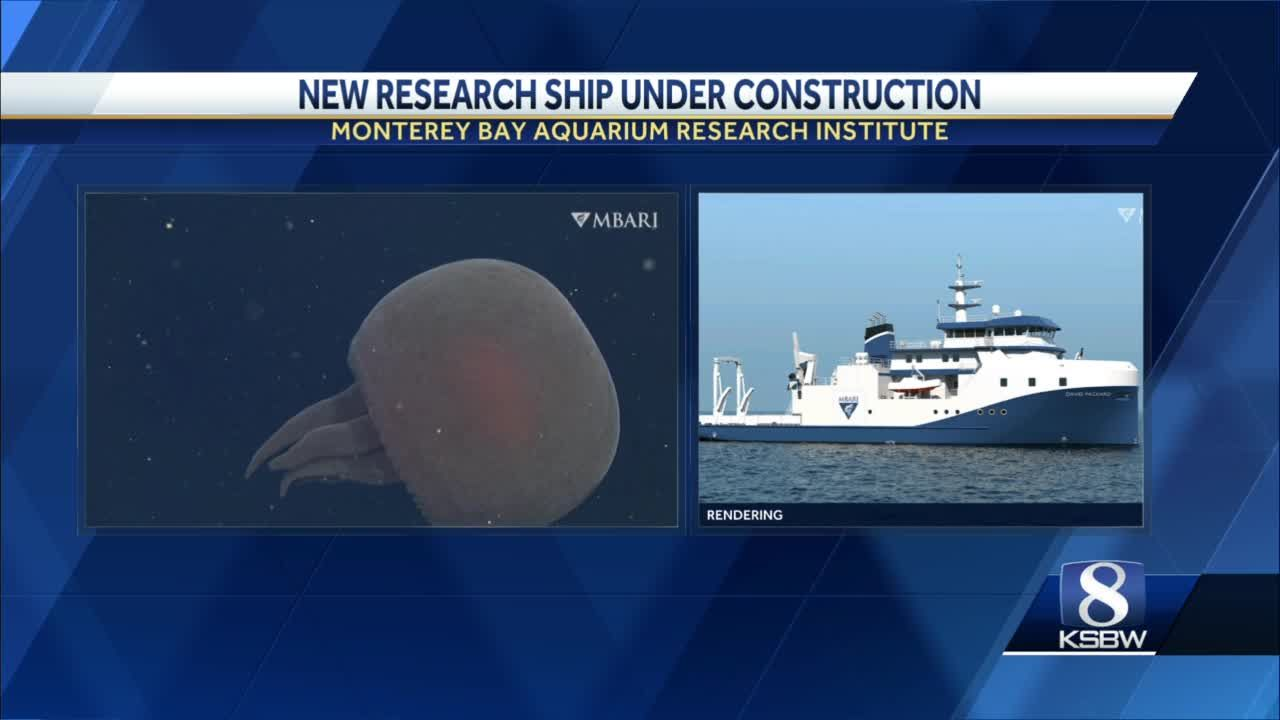 MBARI to construct new research vessel for Monterey Bay