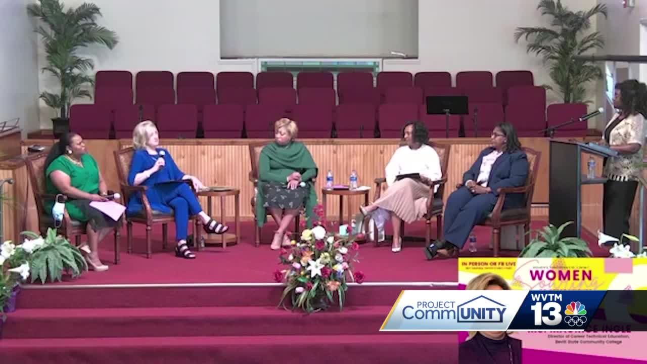 Women Breaking Barriers: Birmingham church hosts first 'Women's Empowerment Summit'