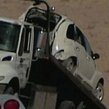 Interstate 40 crash