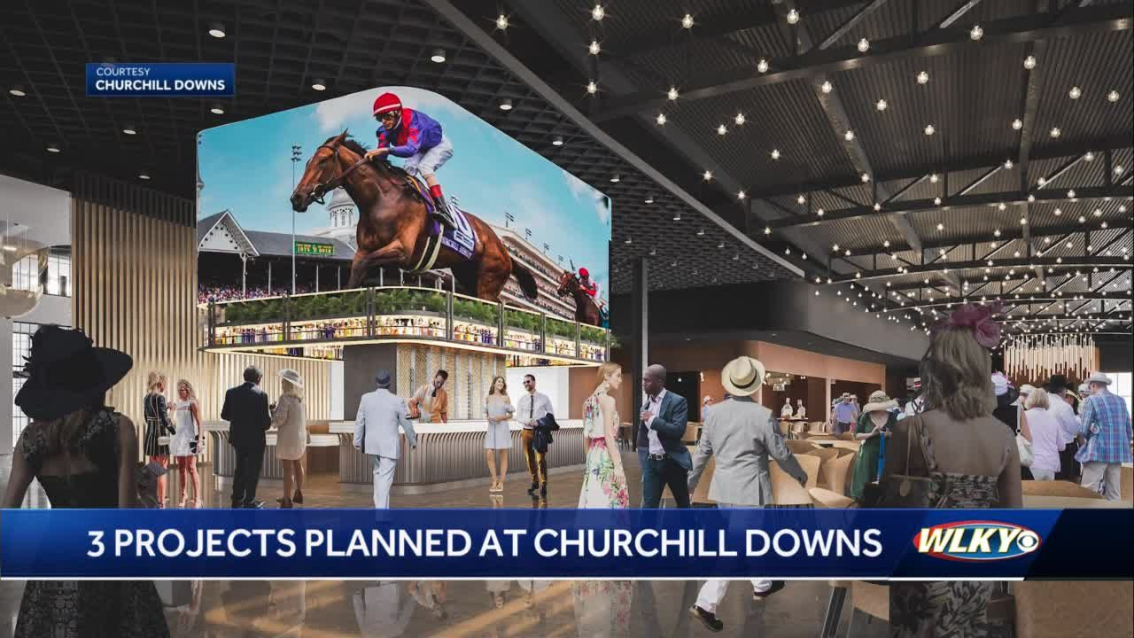 Churchill Downs unveils massive plan to 'transform' racetrack, expand gaming facility
