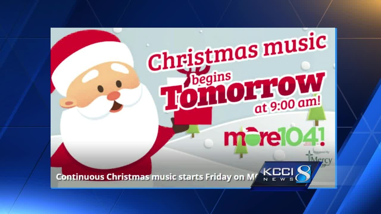 Continuous Christmas Music.Brace Yourselves Continuous Christmas Music Starts Friday