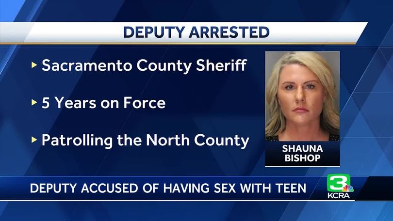 Sac County deputy pleads guilty to having sex with minor, sentenced to 6  months in custody