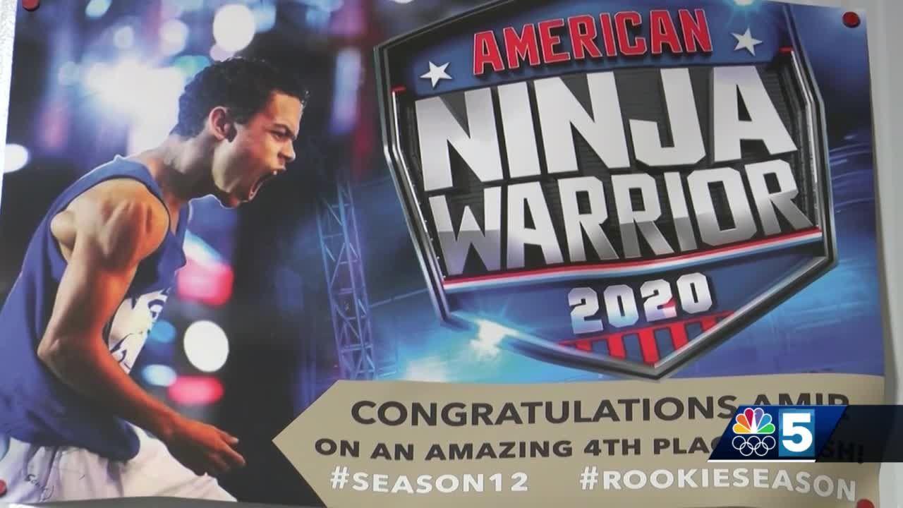 Vermont man to compete in American Ninja Warrior semifinals