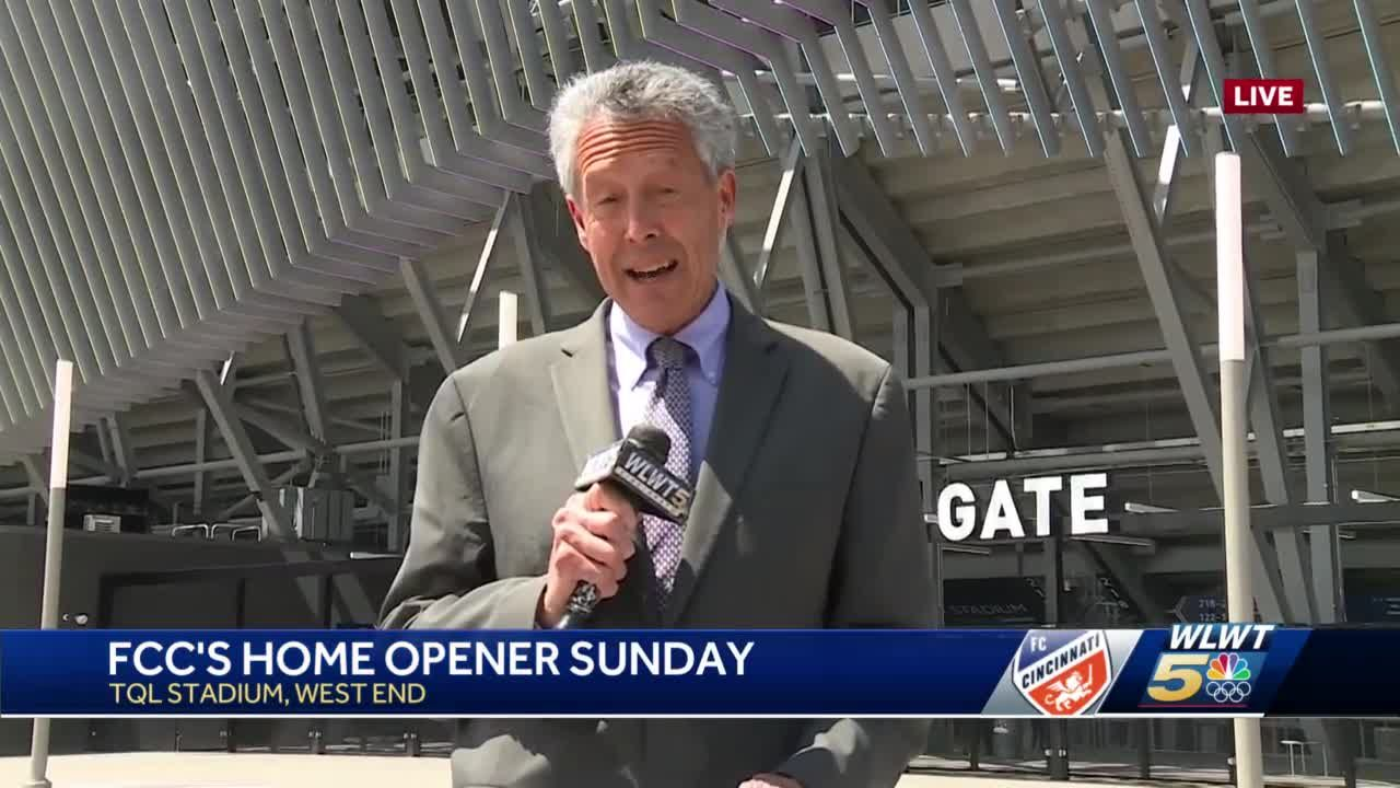 It's opening weekend for TQL Stadium
