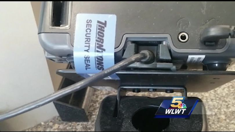 Officials warn of new kind of skimmer at Hamilton County gas stations