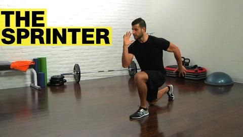 The Indoor Cardio Drill That Scorches Fat