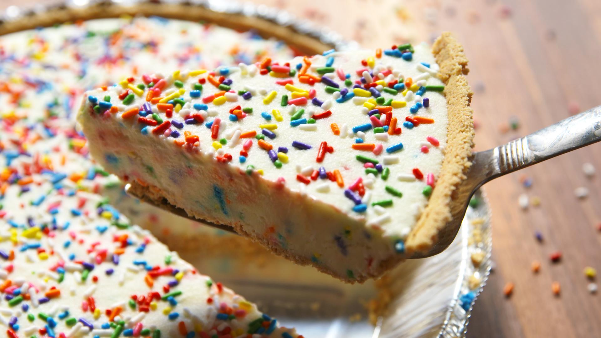 Best Birthday Cake Cheesecake How to Make Birthday Cake Cheesecake
