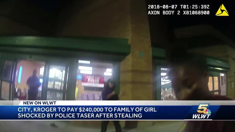 City, Kroger to pay $240,000 to family of 11-year-old shocked with