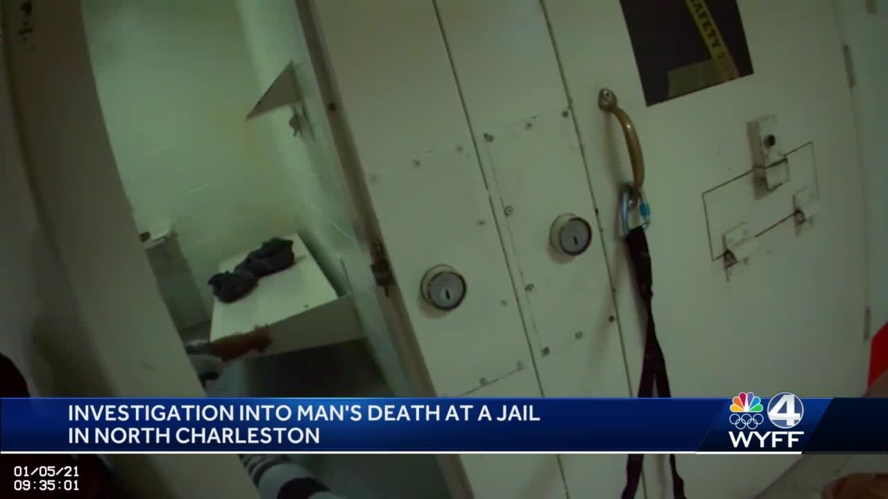 Sheriff releases video involving inmate's death at Charleston County jail