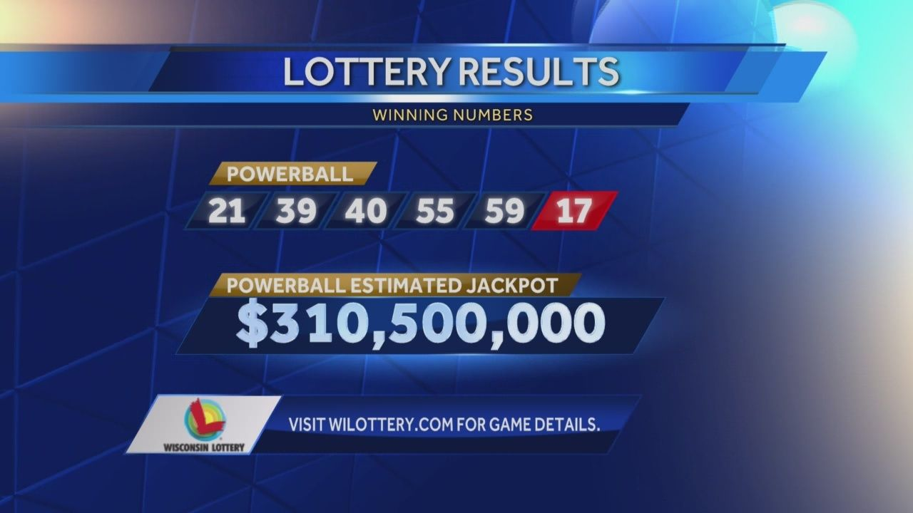 One Ticket In Michigan Hit Wednesday S Powerball Jackpot