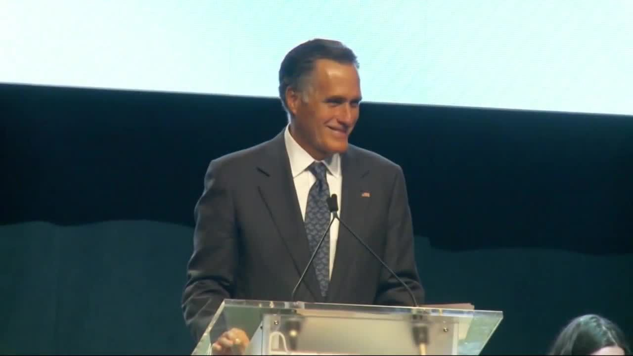OTR: Analysts weigh in on U.S. Sen. Mitt Romney's future with Republican Party