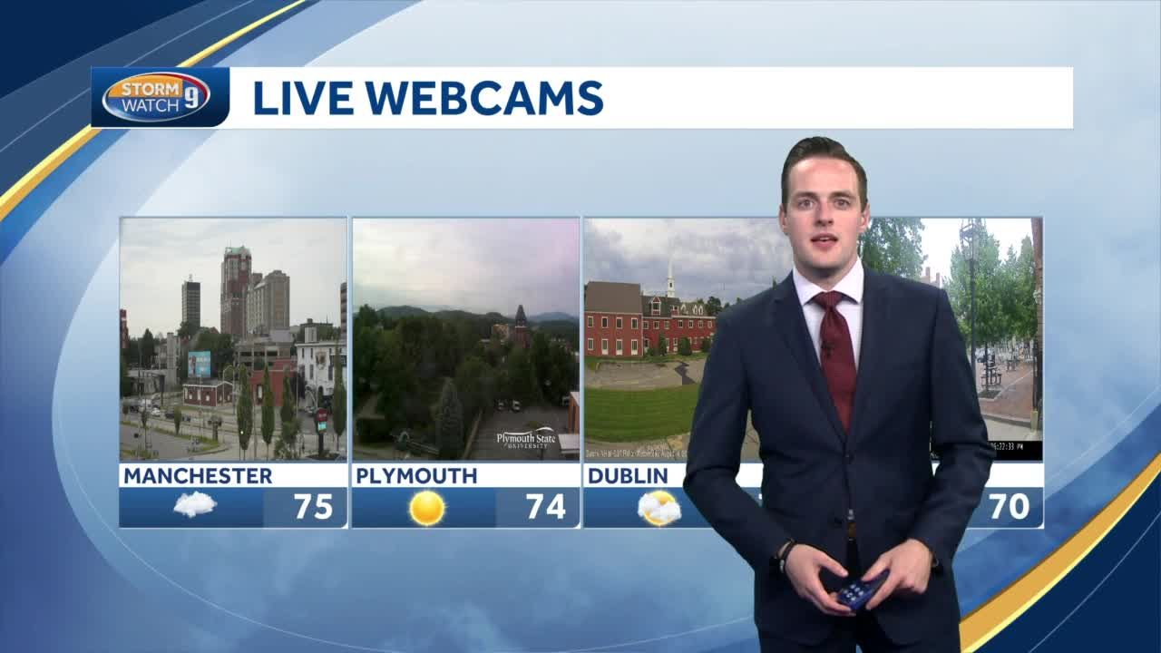 Video: Heavy rain possible for some