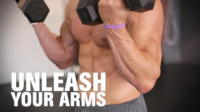 Your Biceps and Triceps Are Going to Hate This Workout