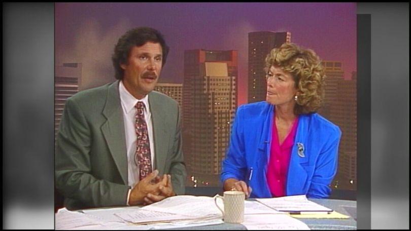 Longtime WCVB meteorologist Dick Albert dies