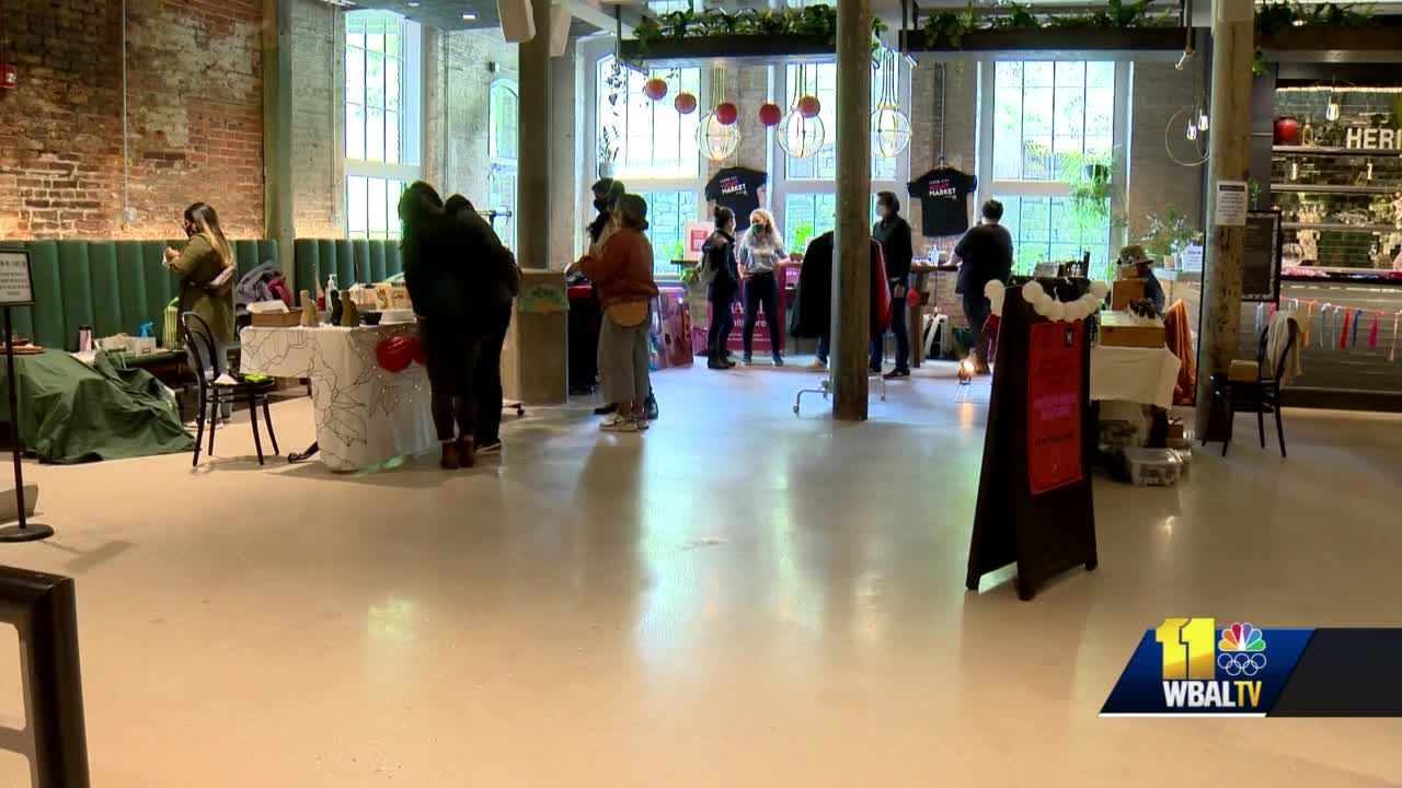 Pop-up market in Baltimore celebrates Asian American talent