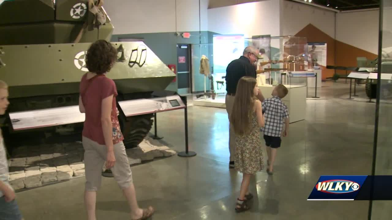 Fort Knox reopens museum gate, after being closed for years