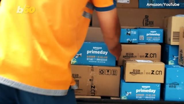 Amazon wants you to start a business to deliver its packages